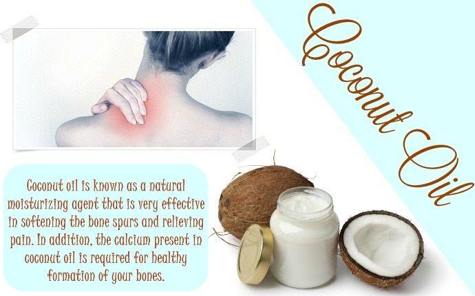 Natural Remedies Bone Spurs In Neck