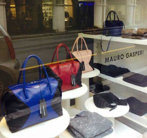 FW1415 Bags and MADE IN ITALY Project