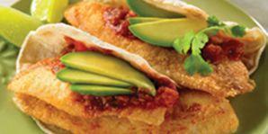 Fish Tacos with Avocado Salsa | Canadian Diabetes Association