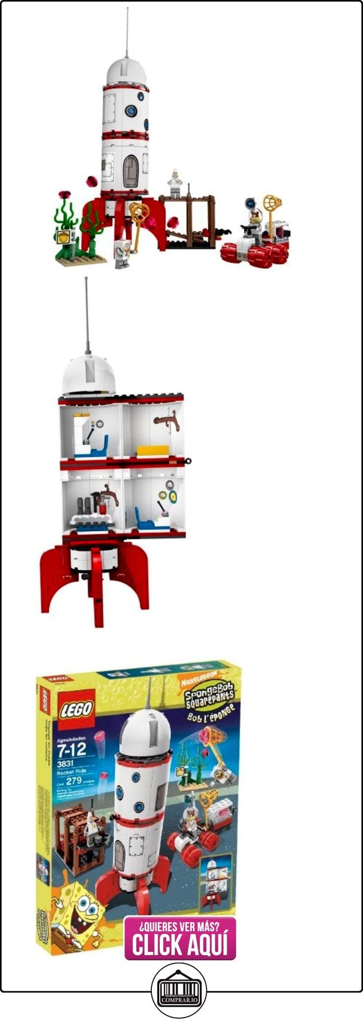 LEGO SpongeBob SquarePants Rocket Ride  ✿ Lego - el surtido más amplio ✿ ▬► Ver oferta: https://comprar.io/goto/B000WO1QL6