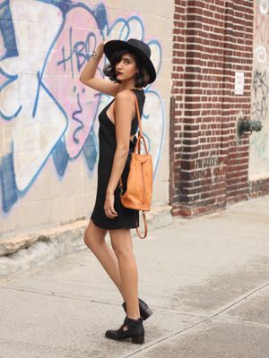 Going Out? Ditch Your Purse For A Knapsack #Refinery29