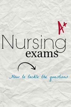 Tips and tricks to study for nursing exams and the NCLEX, Best books to study for nursing exams, Nursing school tests, How to pass nursing school