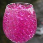Pink vandperler, 10G, 15,-