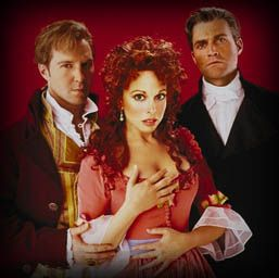 """SP3 - """"The Scarlet Pimpernel"""" at the Neil Simon Theater, NYC - Ron Bohmer, Carolee Carmello, Marc Kudisch"""