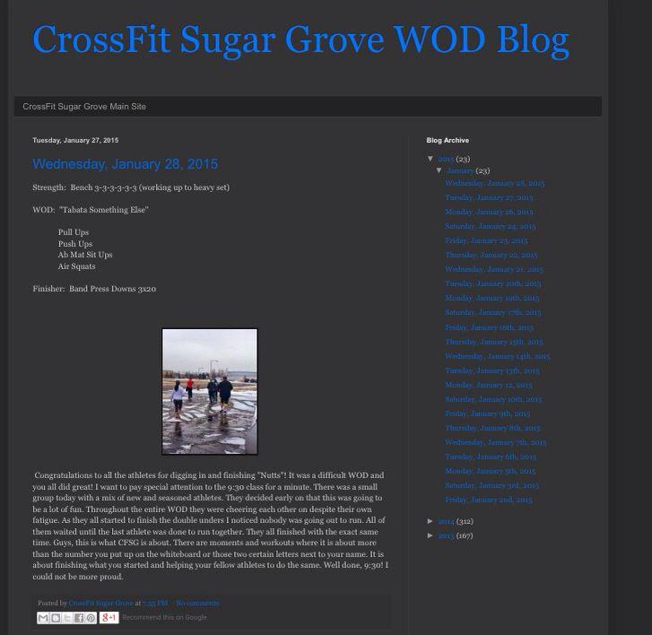 115 best i wanna wod wod blog images on pinterest blog crossfit 12815 wod malvernweather Gallery