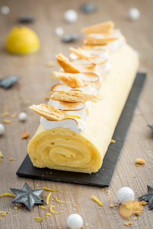 cuisine-cooking-pastry-christmas-noel-ruche-roulee-citron-lemon