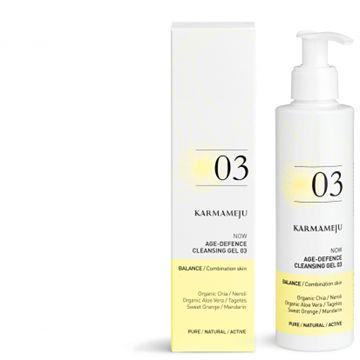 Rensegele til kombineret og hormonel hud. Now 03. 200 ml.  www.mellowway.dk