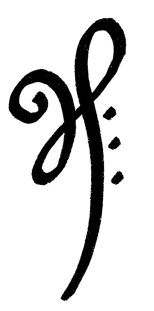 Symbol for Honesty - the most important foundation for every person's relationship with themselves.