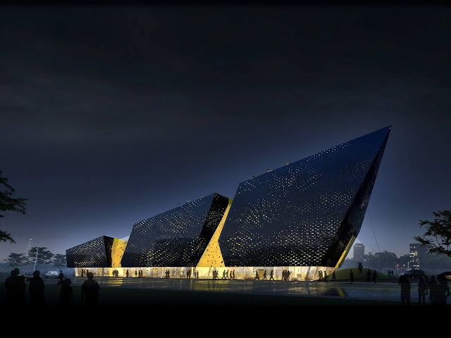 COLLIDER ACTIVITY CENTER BY MARS ARCHITECTS