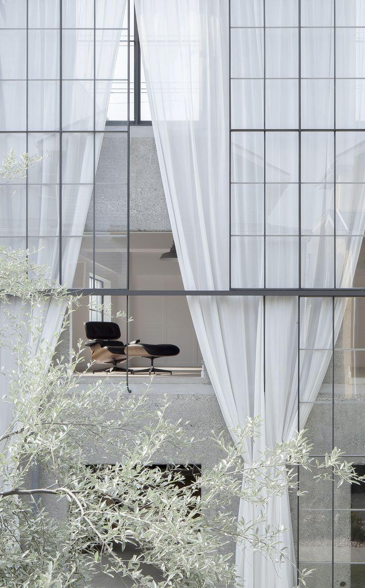 Etheral beauty: Boundary Window|Masuda + Otsubo