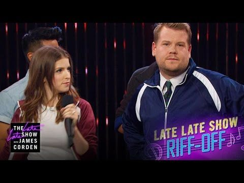 ▶ Pitch Perfect Riff-Off with Anna Kendrick & The Filharmonic - YouTube
