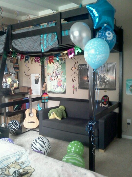 The finished product in my son s room  IKEA loft bed  IKEA convertible sofa  and  Childrens. Best 25  Mid sleeper beds ikea ideas on Pinterest   Ikea mid
