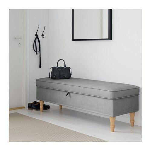 Oltre 20 migliori idee su panca da ingresso su pinterest - Panca camera da letto ikea ...
