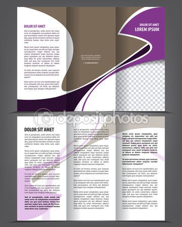25+ unique Blank brochure templates ideas on Pinterest Portfolio - blank brochure templates