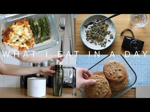 What I Eat In A Day | ViviannaDoesFood - YouTube