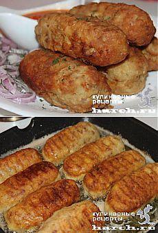 Колбаски свиные с картофелем по-армянски | Харч.ру - рецепты для любителей…