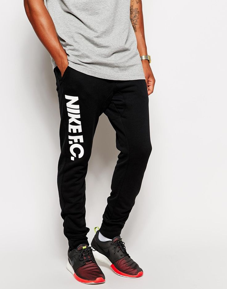 Popular Nike  Nike Luxury Fleece Skinny Sweatpants At ASOS