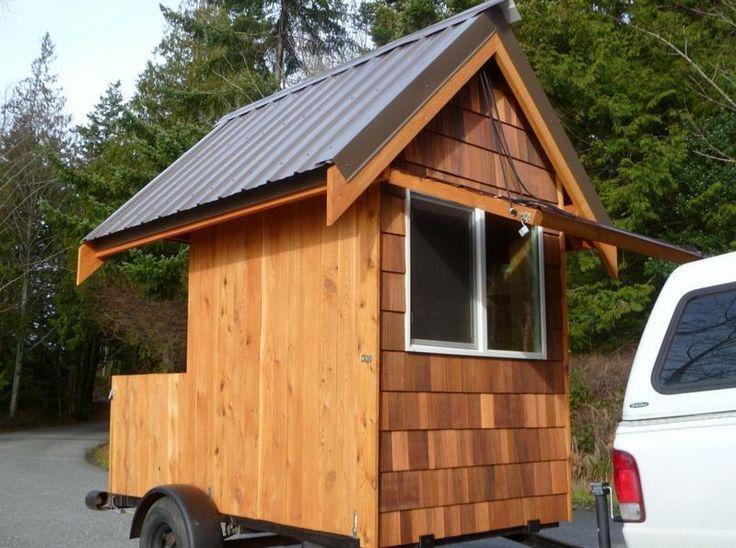 98 best Little House On Wheels images on Pinterest   Tiny homes ...