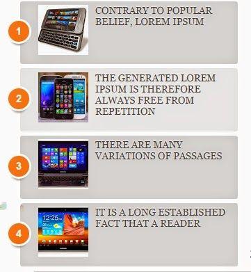 5 Stylish Popular Post Widget for Blogger | Computer Fun