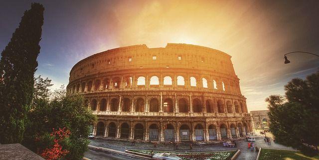 Autobús a #Roma