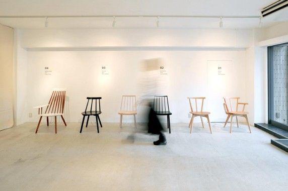 Windsor department exhibition in plot gallery, Tokyo
