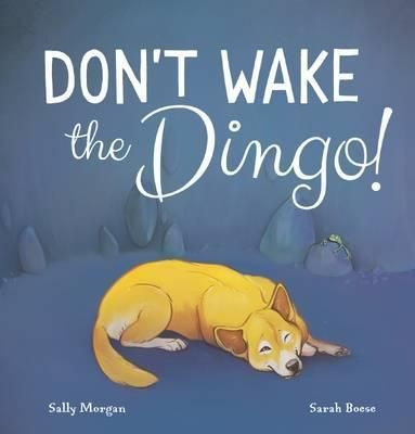 """Don't Wake the Dingo! - Pair with """"The Very Cranky Bear"""""""