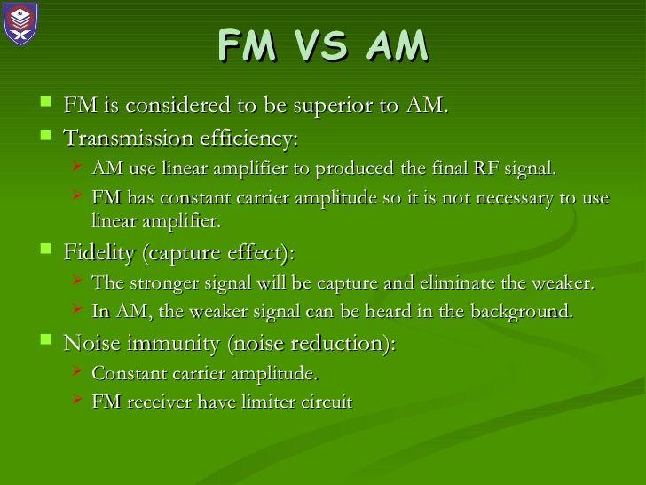 Image result for amplitude modulation vs frequency modulation