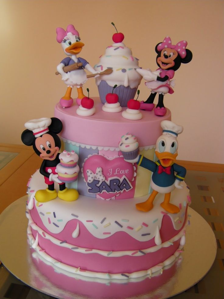 94 best disney 39 s daisy and donald duck cakes images on pinterest disney cakes donald duck. Black Bedroom Furniture Sets. Home Design Ideas