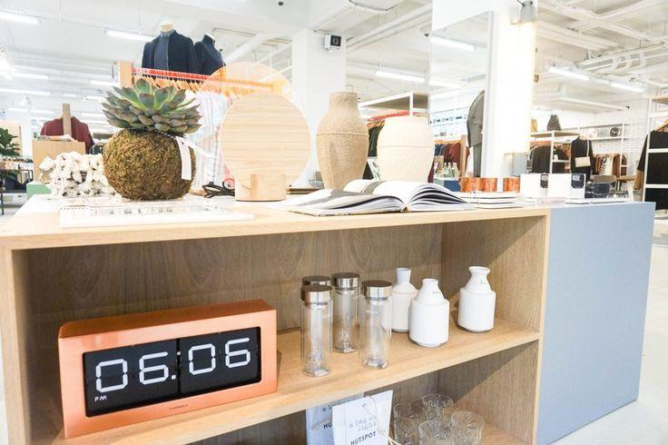 Conceptstore Hutspot in Rotterdam