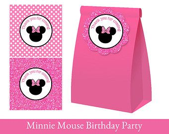 minnie mouse birthday – Etsy