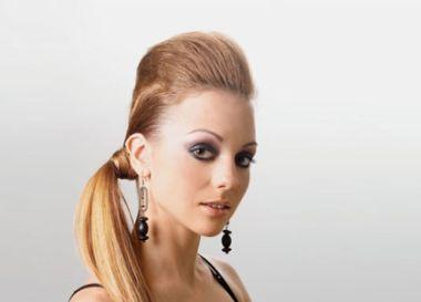 Peinados Modernos 2015 para el pelo tendencias peinados Modernos 2015 moda CentralModa.eu