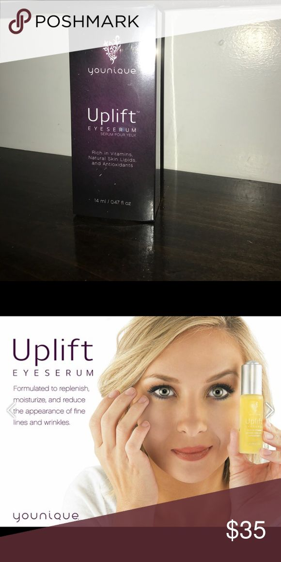 Younique Uplift eye serum Uplift eye serum by Younique Younique Makeup