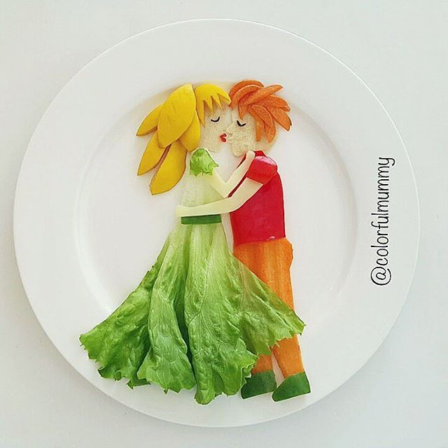 "467 Beğenme, 26 Yorum - Instagram'da Ebru, foodart & children (@colorfulmummy): ""If only everybody had loved eachother, so the world would be a better place... Keşke herkes…"""
