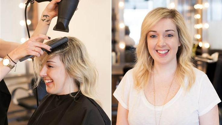 How I learned to battle my cowlick (and win) | Cowlick ...