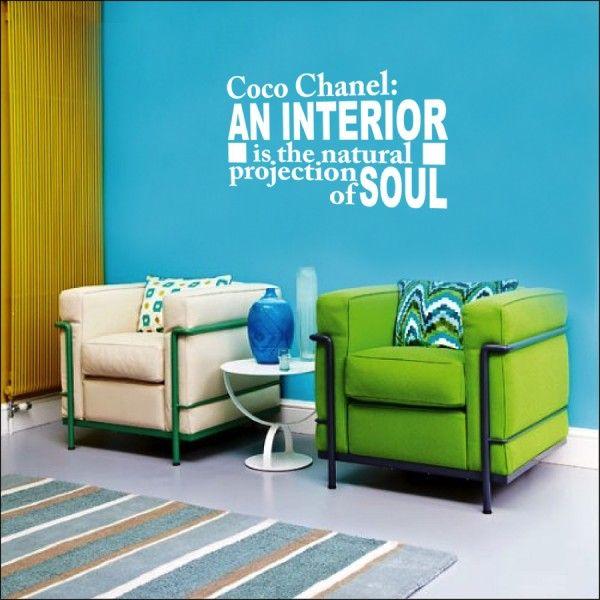 33 best Design Quotes Home Decor images on Pinterest Interior