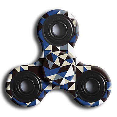 Spinners de mão Mão Spinner Brinquedos Tri-Spinner ABS EDCBrinquedo foco Alivia ADD, ADHD, Ansiedade, Autismo O stress e ansiedade alívio de 5872196 2017 por €13.49