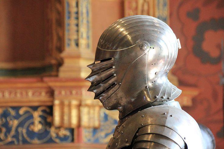 Armour, #Château Royal de #Blois, France   by Instant-Shots
