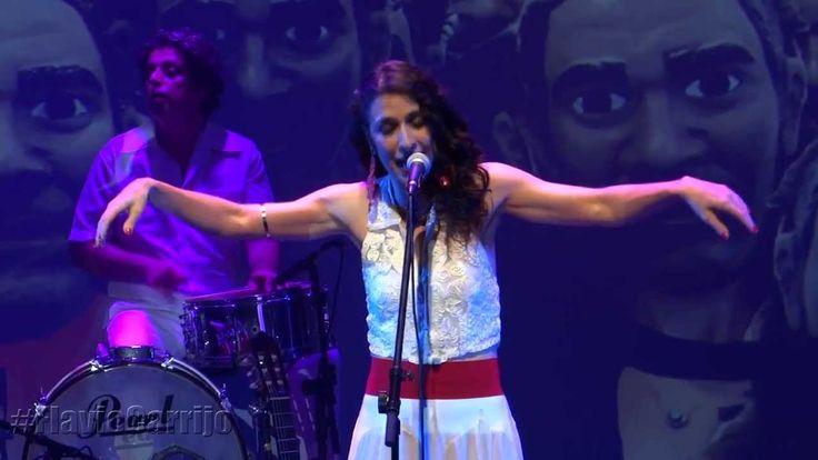 Marisa Monte - Vilarejo | Somos Todos Amarildo - 21/11/2013