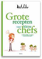 Grote recepten voor kleine chefs : 70 (h)eerlijke recepten voor het hele jaar! -  Vangansbeke, Jan (redacteur) -  plaats 629.2