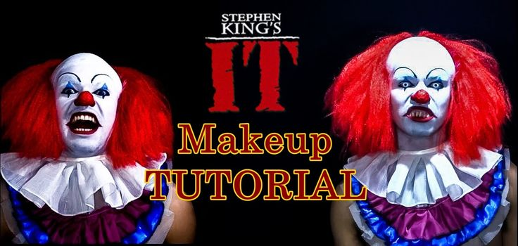 PAYASO ASESINO (It Clown) Makeup Tutorial | #HPStylist V. °77