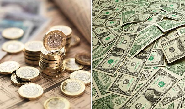 Pound dollar exchange rate: Brexit negotiations means 'pessimism priced into the pound'