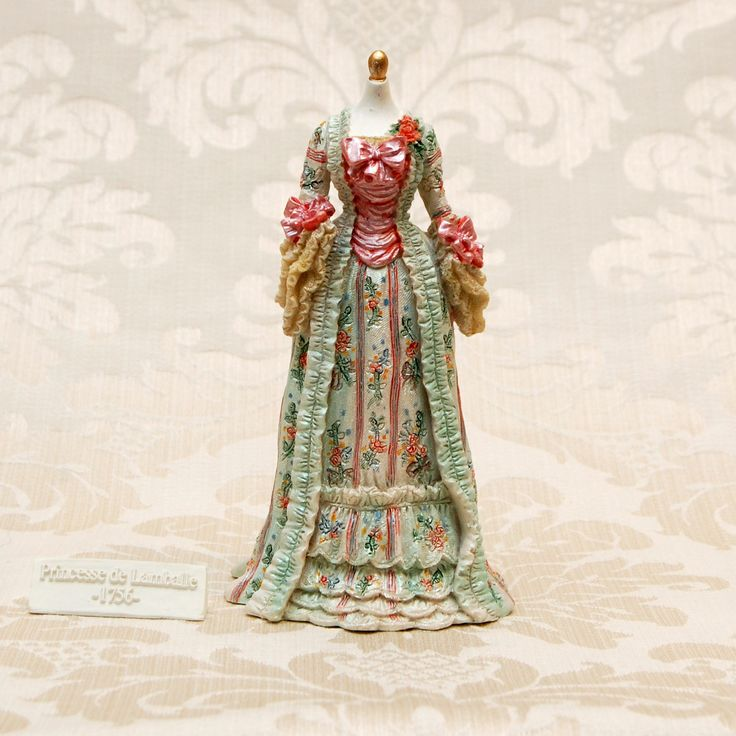 Princess de Lamballe figurine - available at www.therubyoracle.com.au