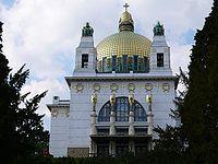 Церковь св. Леопольда, арх. О. Вагнер, Вена, 1904—1907
