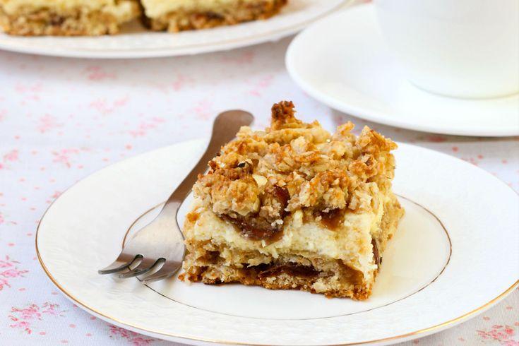Diétás túrós-zabpelyhes süti, amivel alig van munka, mégis nagyon finom - Recept   Femina