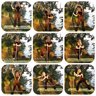 Broomstick Full-Body Stretch Workout. Get the instructions at boun-see.com