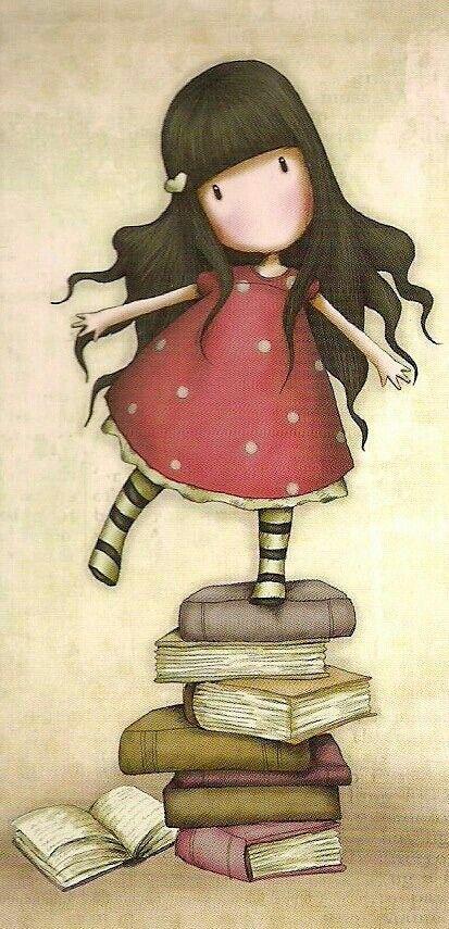 Gorjuss Illustration