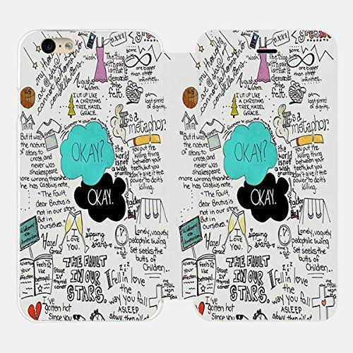 The Fault in Our Stars Collage Quote Custom Flip Cover for Iphone 6 and Iphone 6 Plus (Flip Cover iPhone 6 plus) flip cover http://www.amazon.com/dp/B00XRM6WF0/ref=cm_sw_r_pi_dp_Qgcxvb021VV3C