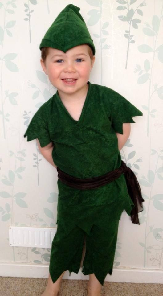 Robin Hood or Peter Pan!