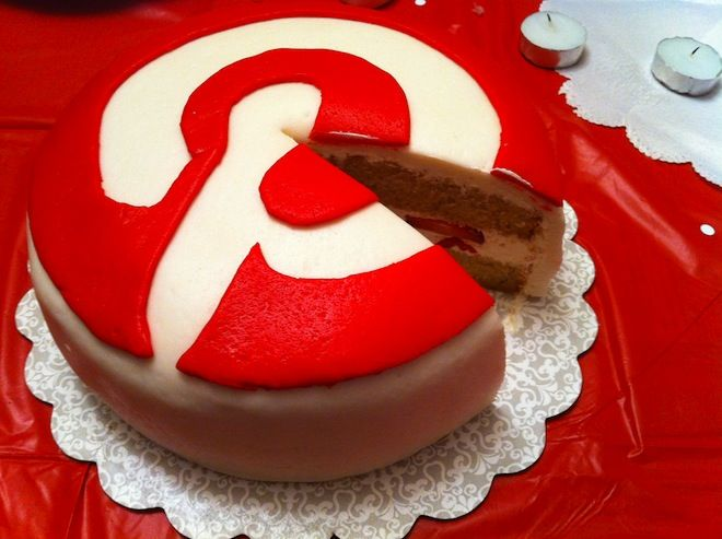 We CAN have our cake and eat it too! Come along to Pinterest training on 9 September! And in the meantime, start posting and sharing on this page, and pin others' images that you like.