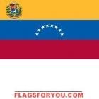 5' x 8' Venezuela High Wind, US Made Flag